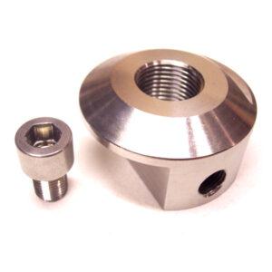 Titanium Idler T Guide Nut