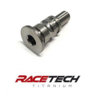 Titanium Rear Brake Pedal Pivot (2011-13 KX 250 450)