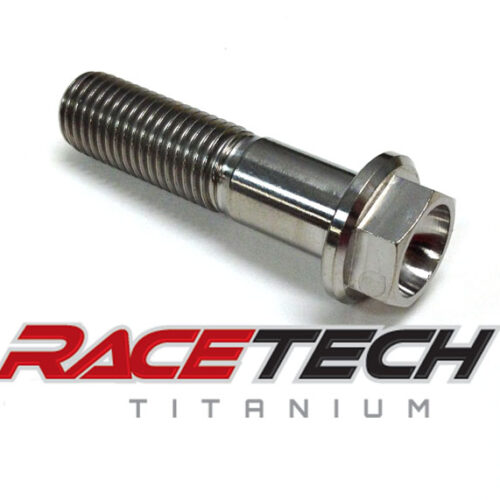 Titanium Lower Shock Bolt (2011 Yamaha YZ85)