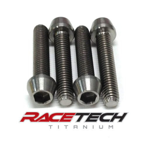 Titanium Exhaust Port Bolts (2015 KTM XC300)