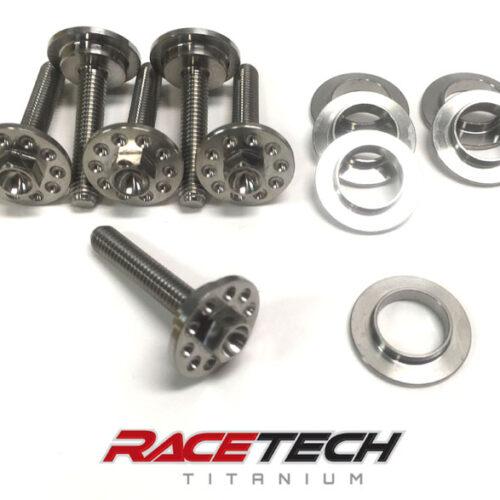 Titanium Clutch Bolts (2016-18 KX 250 450)