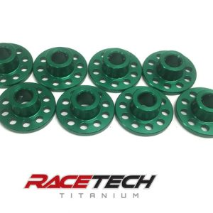 Aluminum Radiator Spacers (2016-18 KX 250 450)