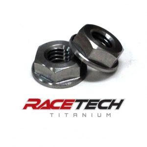 Titanium Head To Cylinder Nuts (2011-13 YZ250)