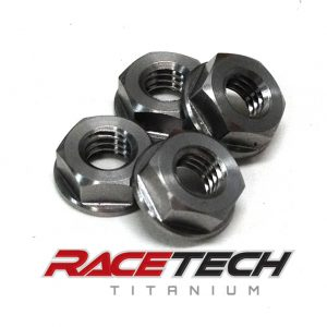 Titanium Rotor Nuts (2014-15 KTM SX 65)
