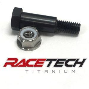 Titanium Clutch Lever Pivot Bolt (2011-13 YZ450)
