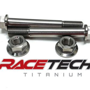 Titanium Linkage to Frame & Upper Shock Bolts(2011 Yamaha YZ85)