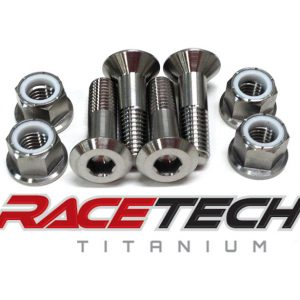 Titanium Sprocket Nuts & Bolts (2011 Yamaha YZ85)