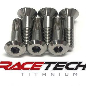 Titanium Sprocket Bolts (2014-18 YZ 250 450)