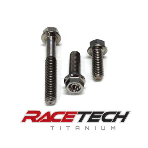 Titanium Clutch Slave Cylinder Bolts (2009 KTM XC 200)