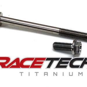 Titanium Oil Filter Cover Bolts (2011-13 YZ450)