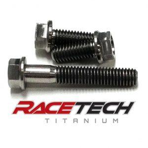 Titanium Clutch Output Cylinder Bolts (2011-14 KTM 250SXF)