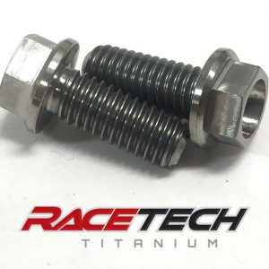 Titanium Lower Tank Mount Bolts (2014 KTM SX 85)