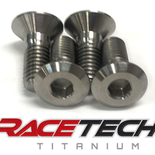 Titanium Subframe Bolts (2011-14 KTM 350SXF)
