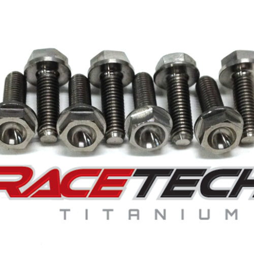 Titanium Power Valve Cover Bolts (2006 Suzuki RM 85)