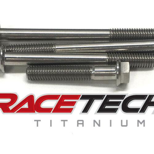 Titanium Water Pump Cover Bolts (Suzuki RMZ 250 450)
