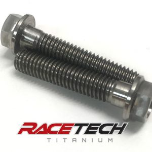 Titanium Counter Shaft Cover Bolts (Suzuki RMZ 250 450)