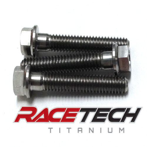Titanium Exhaust Flange Bolts (2012 KTM SX 50)