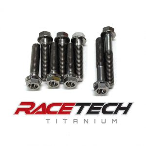 Titanium Stator Cover Bolts (2011-13 YZ250)