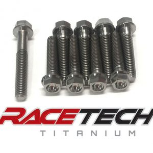 Titanium Stator Cover Bolts (2010-13 CRF250)