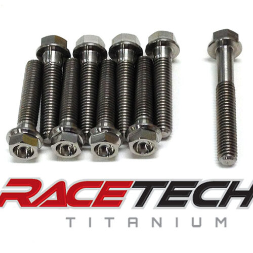 Titanium Right Side Engine Case Bolts (2011-13 YZ450)