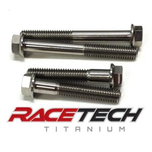 Titanium Waterpump Cover Bolts (2009 KTM XC 200)