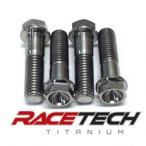 Titanium Handle Bar Bolts (2012 KTM SX50)