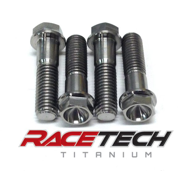Titanium Handle Bar Bolts (2012 KTM SX50)