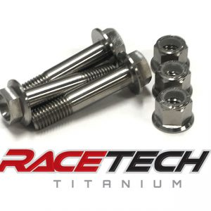 Titanium Top Engine Mount Bolts (2011-14 KTM 450SXF)