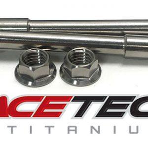 Titanium Bottom Engine Mount Bolts & Nuts (2011-14 KTM 350SXF)