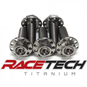 Titanium Fuel Pump Bolts (2014-15 KX250)