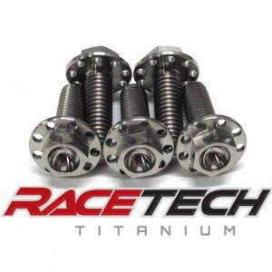 Titanium Fuel Pump Bolts (2014-15 KX250)