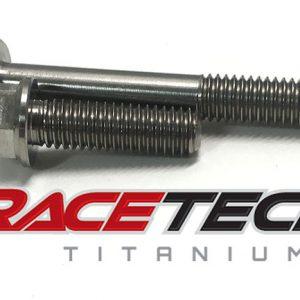 Titanium Chain Guide Bolts (2011-14 KTM 350SXF)