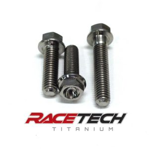 Titanium Clutch Actuator Bolts (2009-10 KTM XC 250)
