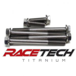 Titanium Clutch Cover Bolts (2009-10 KTM XC 250)