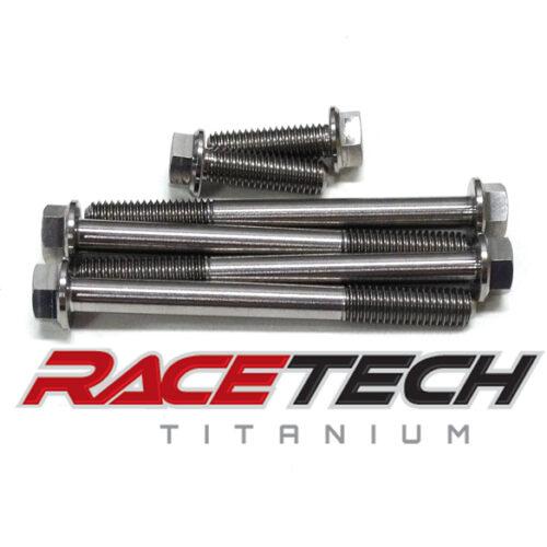 Titanium Clutch Cover Bolts (2009-10 KTM XC 250)