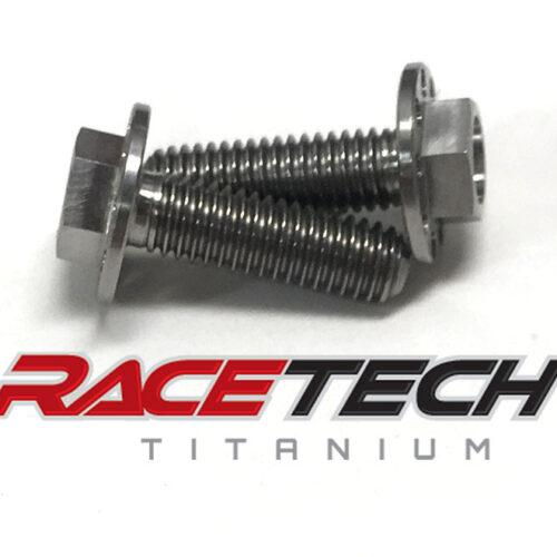 Titanium Spoiler Bolts (2011-14 KTM 350SXF)