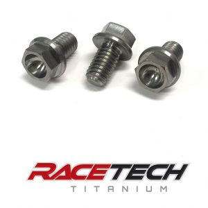 Titanium Ground Wire & Condenser Bolts (2011-13 KX 250 450)