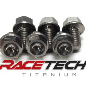 Titanium Condensor & Electrical Mounts (2014-15 KX250)