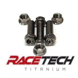 Titanium Steering Stop & Brake Pedal Bolts (2014 KTM SX 85)