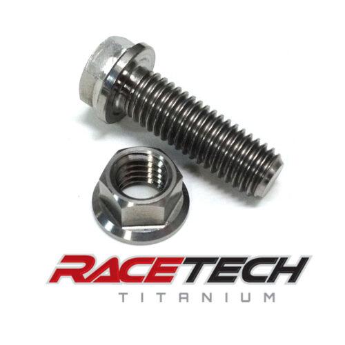 Titanium Brake Pedal Adjuster Bolt (2015 KTM XC 300)