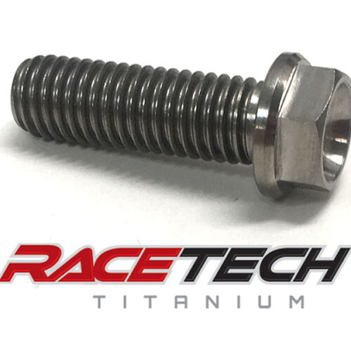 Titanium Steering Clamp Bolt (2011-14 KTM 350SXF)
