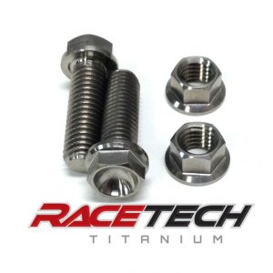 Titanium Steering Stop Bolts (2015 XC300)