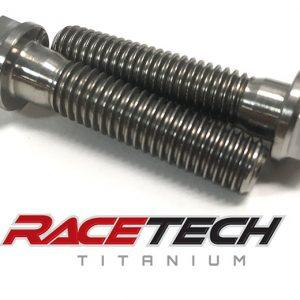Titanium Brake Caliper Bolts (2014-18 YZ 250 450)