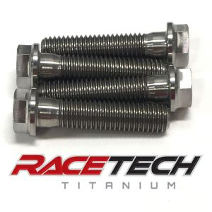 Titanium Axle Pinch Bolts (2011-15 KX 250 450)