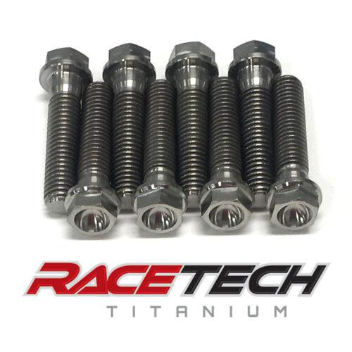 Titanium Triple Clamp Bolts (2011-13 YZ450)