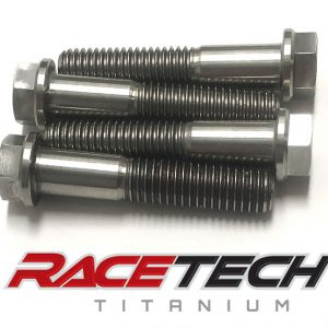 Titanium Triple Clamp Bolts Top (2015-18 KTM 450SXF)