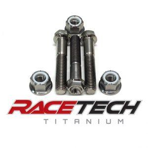 Titanium Head Mount Bolts (2012 KTM XC 500)