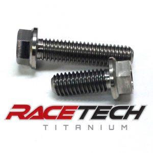 Titanium Clutch Slave Cylinder Bolts (2012 KTM SX 125)