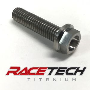 Titanium Rear Fuel Tank Mount Bolt (2014-18 YZ 250 450)
