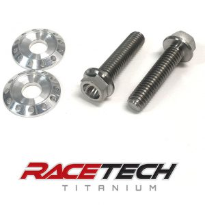 Titanium Gas Tank Bolt & Washer (2011-13 KX 250 450)